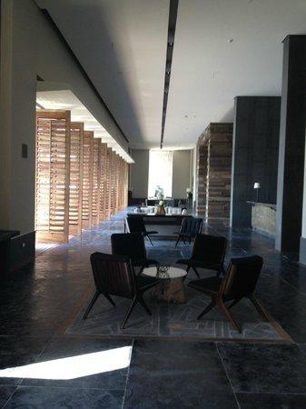 NIZUC Resort and Spa : hotel lobby