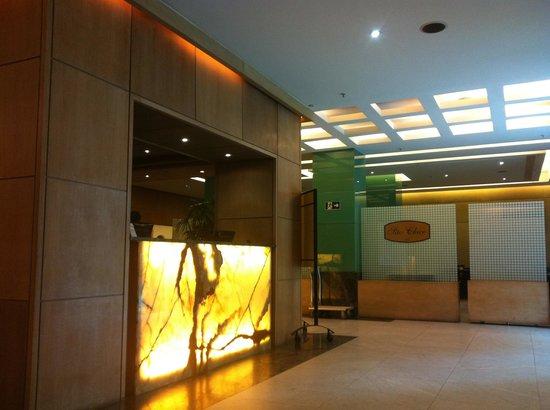 Hotel Sao Francisco: Recepção