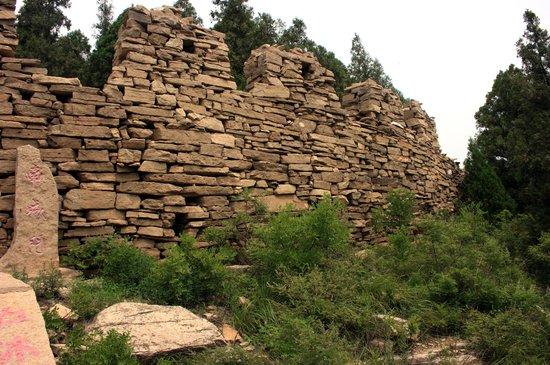 Dafengshan Qi Great Wall