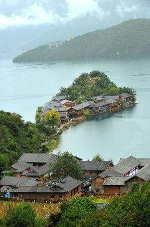 Luoshui Village