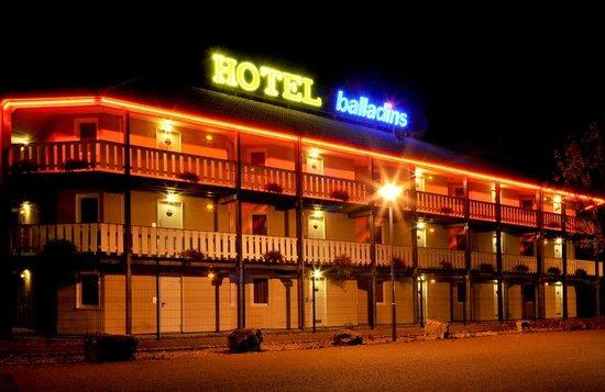 Hotel balladins Mulhouse Euroairport: Extérieur