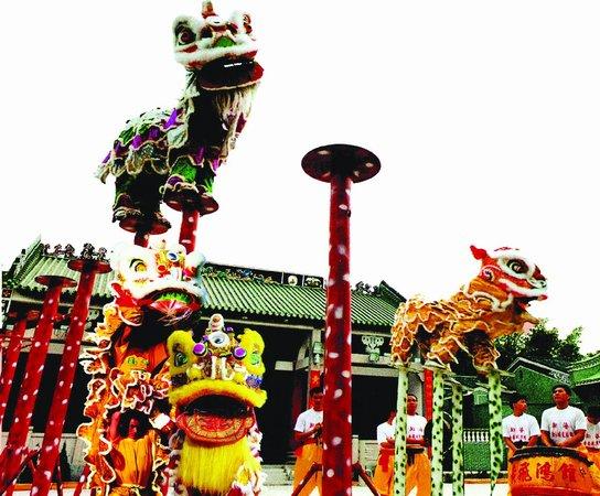 Donghuali Walking Street