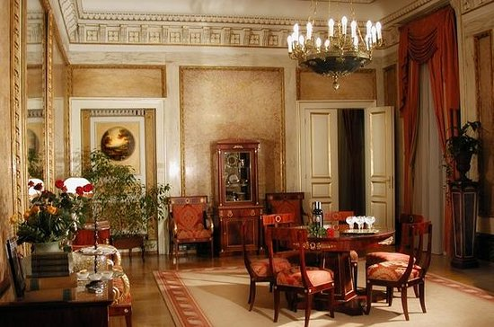 Grand Hotel Marble Suite