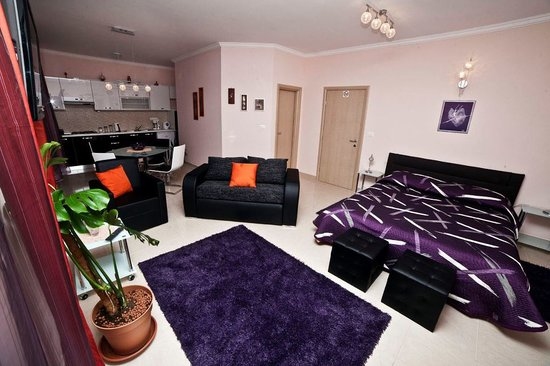 Split Apartments - Peric Hotel: Apartment Suite