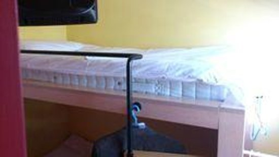 Stationroomz : Not exactly high quality beds