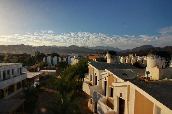 Jowhara Hotel: С крыши отеля