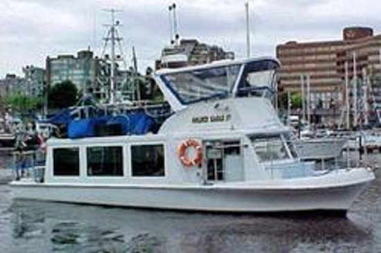 Golden Eagle Private Boat Charters