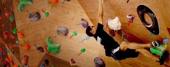 Kinetics Climbing Gym