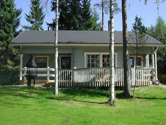 Yla-Saarikko Holiday Cottages: Lummeranta cottage /holiday house
