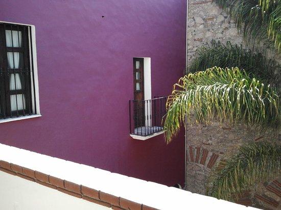 Hotel Casona San Antonio: PATIO