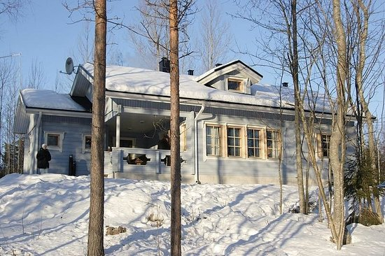 Yla-Saarikko Holiday Cottages: Cottages available all around the year