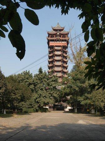 Mt. Tazi Park: Pagoda
