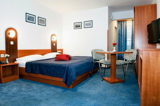 Hotel-Pension Tripic: Double/twin room