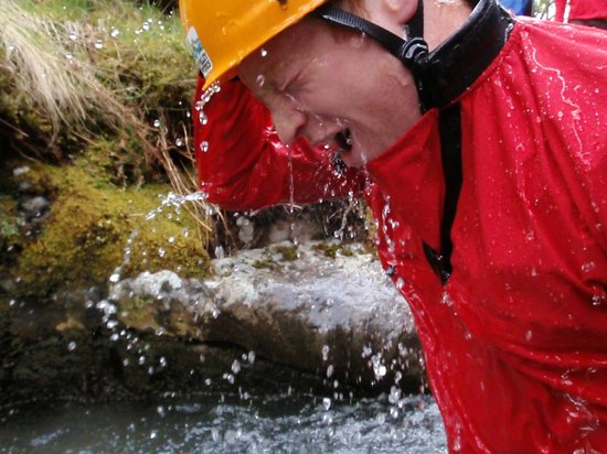 Eden Valley Adventures: Ghyll scramble. Stag Group
