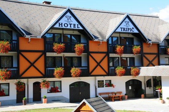 Hotel-Pension Tripic: Hotel