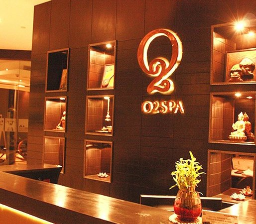 O2 Spa at Marriott Hyderabad