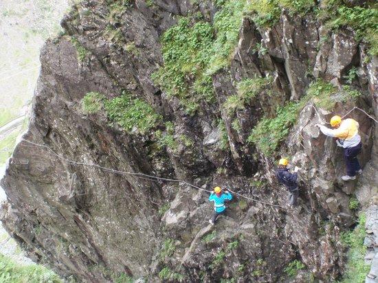 Eden Valley Adventures: Via Ferrata