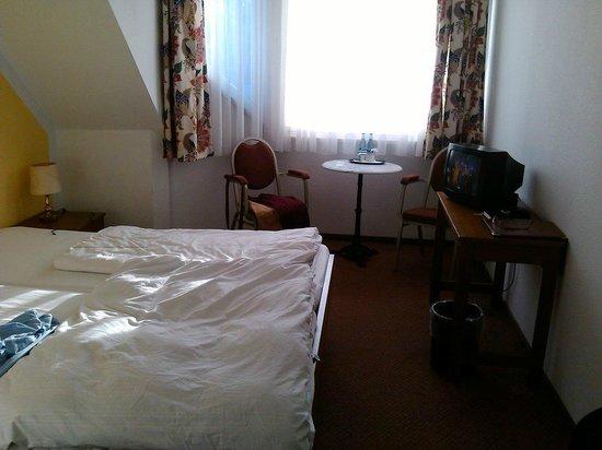 Hotel Havel Lodge: veraltete Einrichtung