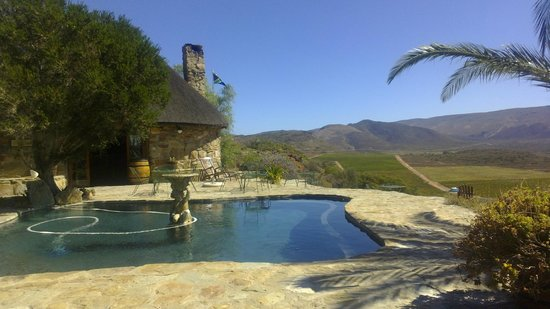 Lord's Guest Lodge-McGregor : Lord's Guest lodge Pool