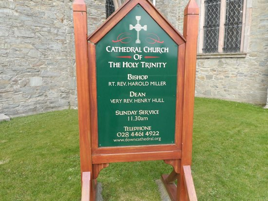 The Saint Patrick Centre: Down Cathedral