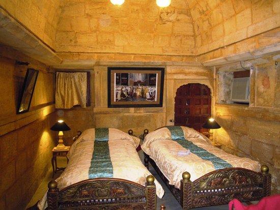 Hotel Nachana Haveli : chambre