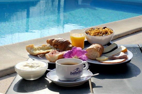 Hôtel balladins La Rochelle / Aytre : Petit déjeuner