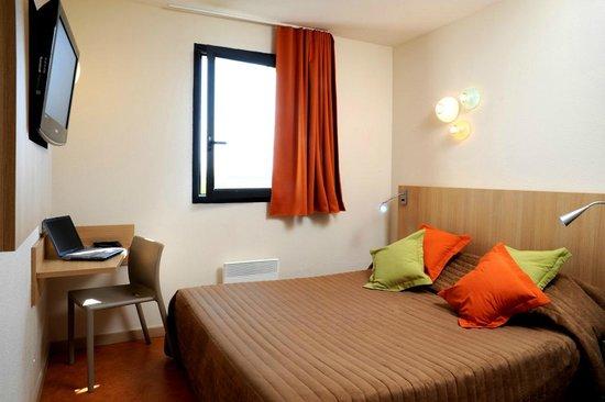 Hôtel balladins La Rochelle / Aytre : Chambre