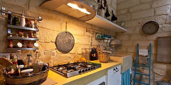 tutto quello che serve per una buona cucina - picture of masseria ... - Tutto Cucina