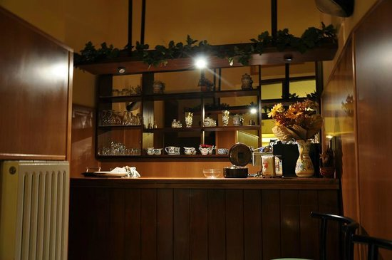Hotel San Rufino: Barzinho
