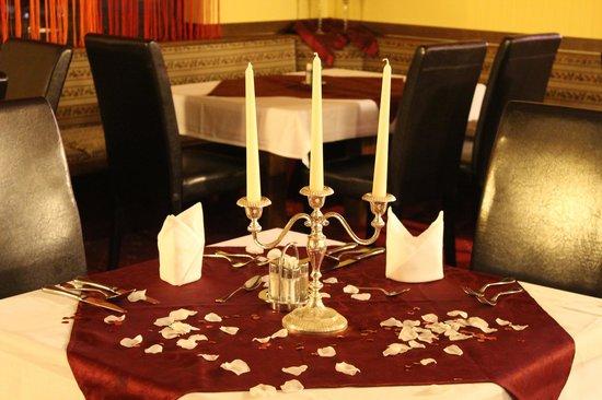 Hotel Lindwurm: Restaurant