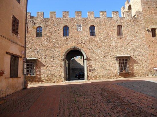 Certaldo: Palazzo Stiozzi-Ridolfi
