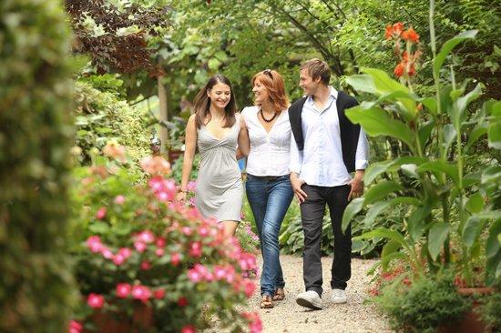 Weinlandhof: Unser Garten