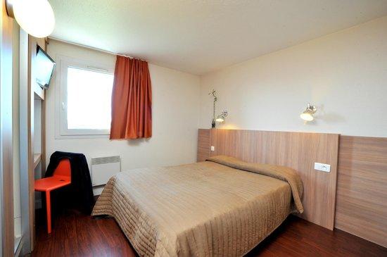 Hôtel balladins Agen/Castelculier : Chambre lit double