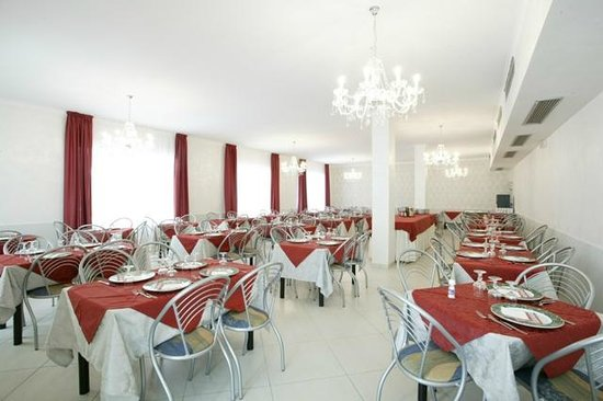 Hotel Le Lune: Sala Ristorante