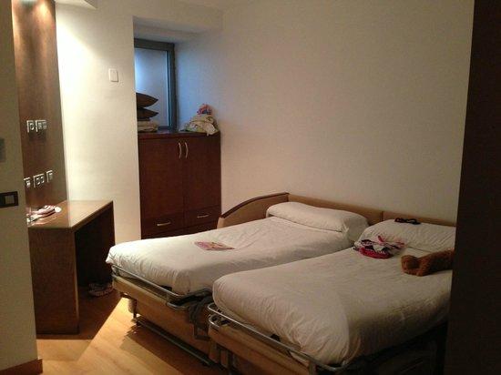 Hipotels Cala Millor Park : Junior Suite - Kids beds (sofa Bed)