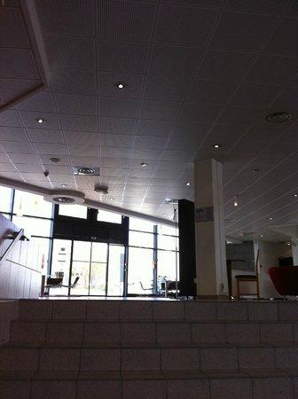 Novotel Atria Nimes Centre : lobby