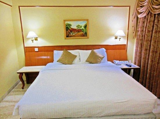 Raj Park Chennai: Hotel Raj Park - Kingsize Bed