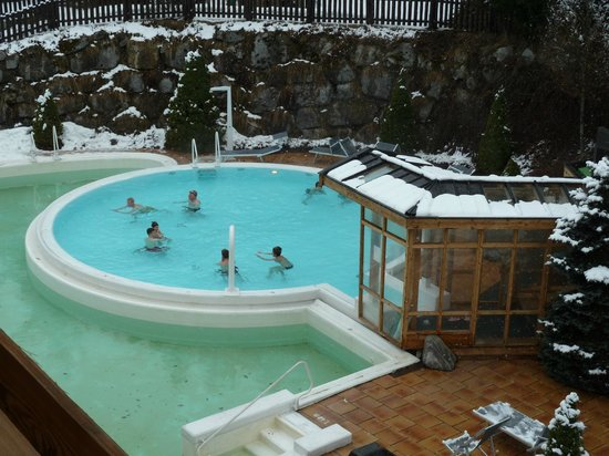 Theresia Gartenhotel : Outdoor Pool