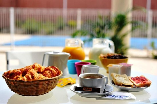 Hôtel balladins Poitiers/Jaunay-Clan : Petit déjeuner