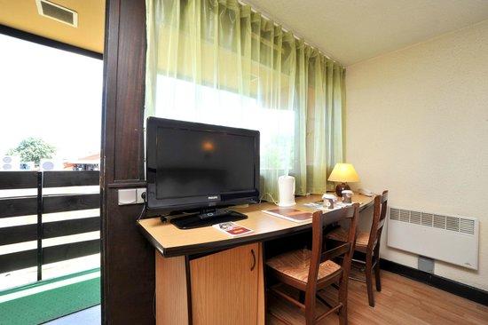 Hotel balladins Bordeaux Merignac: Bureau
