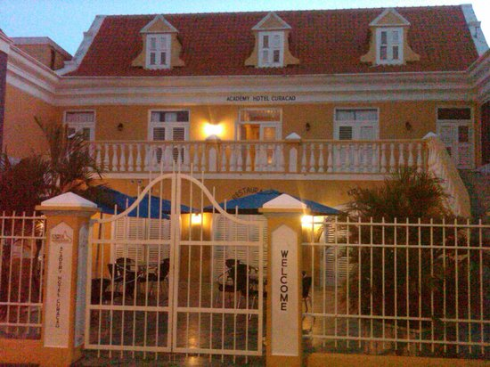 Picture Of Academy Hotel Curacao