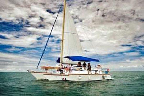 Trimaran Sunset Sails Tours