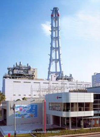 四国電力阿南発電所