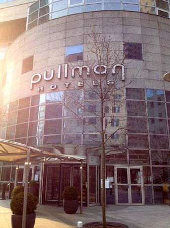 Pullman Paris La Defense: Hotel