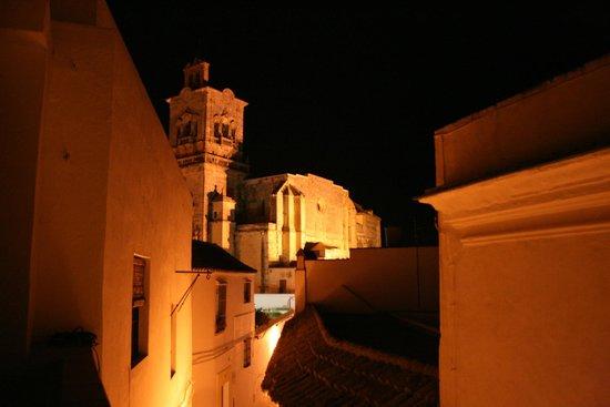Rincón de las Nieves: Vista habitación doble con terraza