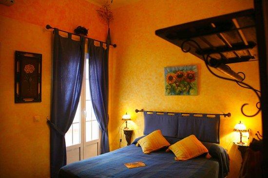 Rincón de las Nieves: Habitación doble con terraza