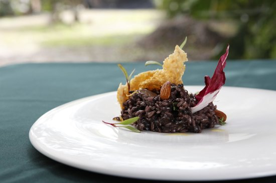 Hotel Casagrande : Sugerencias del cheff Bistró Il Cuoco