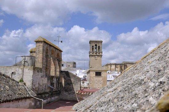 Rincón de las Nieves: Vistas del solarium-mirador