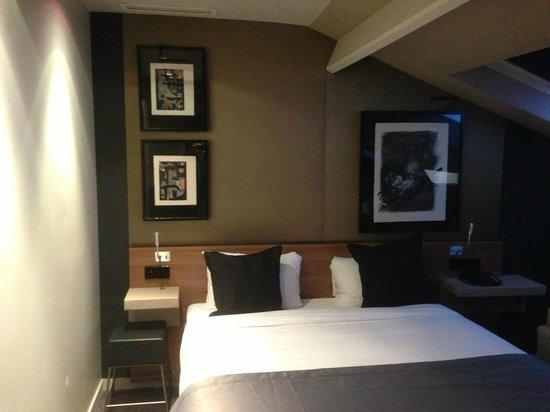 Fred Hotel: Décor soigné et prestations de bon niveau