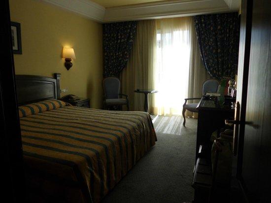 foto de clubhotel riu chiclana novo sancti petri plano